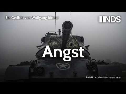 Angst | Ein Gedicht von Wolfgang Bittner | NachDenkSeiten-Podcast