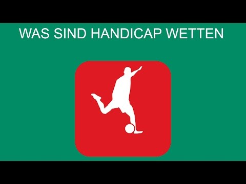 Video Handicap fussball wetten