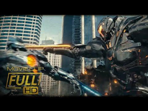 Pacific Rim Uprsing-Gipsy Avenger vs Obsidian Fury[First Battle][Fight Scene] thumbnail