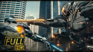 Download Video Pacific Rim Uprsing-Gipsy Avenger vs Obsidian Fury[First Battle][Fight Scene] MP3 3GP MP4