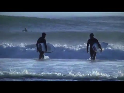 Short Film About Ocean Beach Surfing