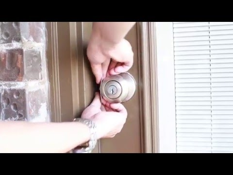 HD How to - Fastest and Easiest Way to Break Into Your House