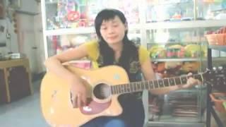 Hát Về Anh - Guitar Cover Kim Ngân
