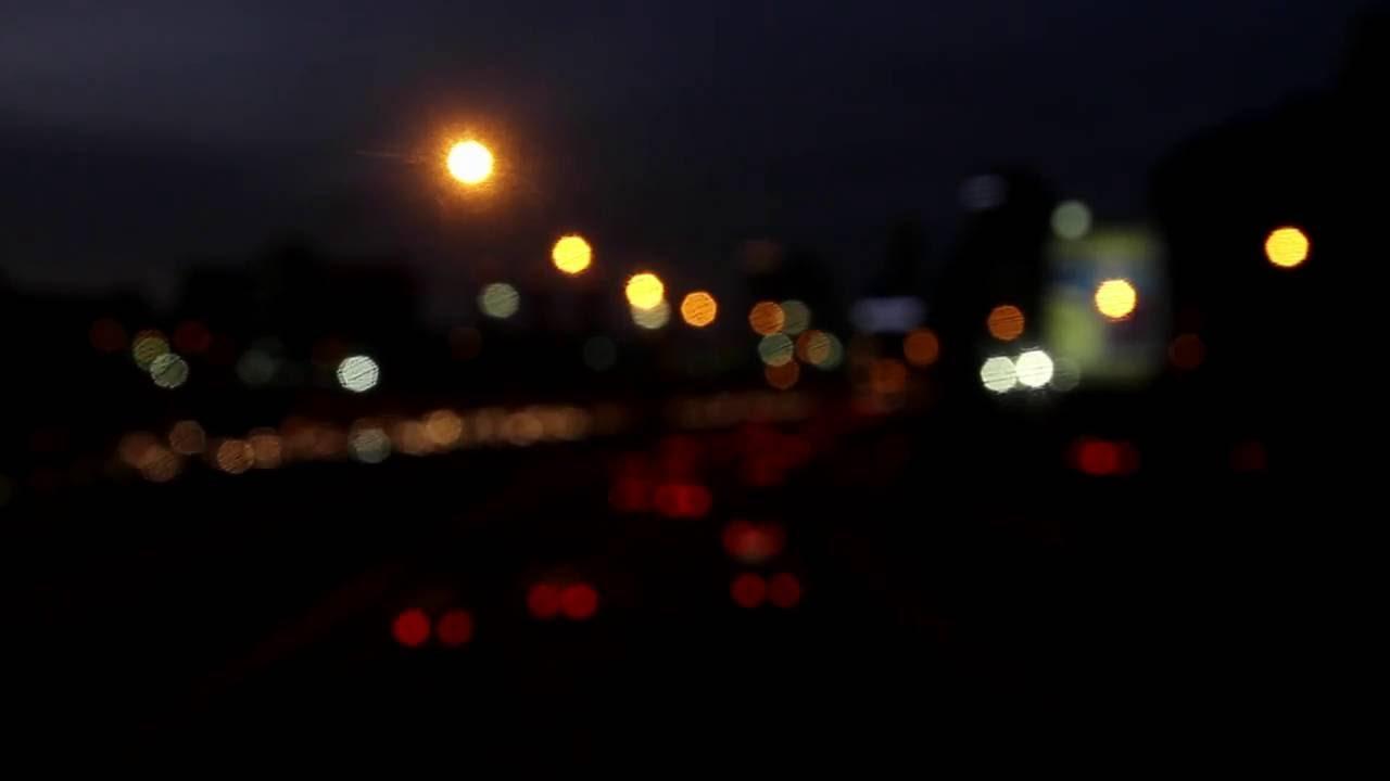 Luces Borrosas HD Para Vídeos De