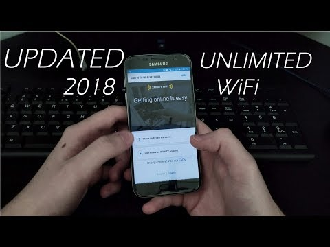 HOW TO GET UNLIMITED XFINITY WIFI FOR FREE!!! ANDROID (UPDATED 2018)(ROOT REQUIRED)