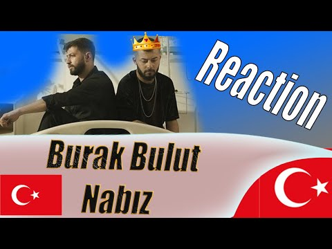 🔥💣🔥Burak Bulut & Kurtuluş Kuş – Nabız (reaction) ری اکشن اهنگ نبض .اهنگی که ترکیه رو منفجر کرده