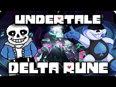 UNDERTALE vs DELTARUNE Roleplay Live Stream | 24/7 RP Stream | ROLEPLAY IN CHAT