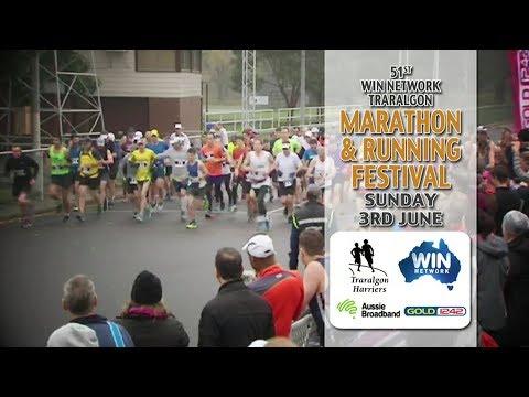 WIN Television Gippsland - Traralgon Marathon Promo (May 2018)
