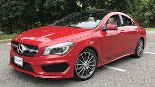Why The CLA Is A True Mercedes-Benz