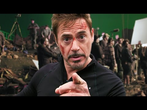 Robert Downey Jr. Invites You to the Set of the Next Avengers Movie // Omaze