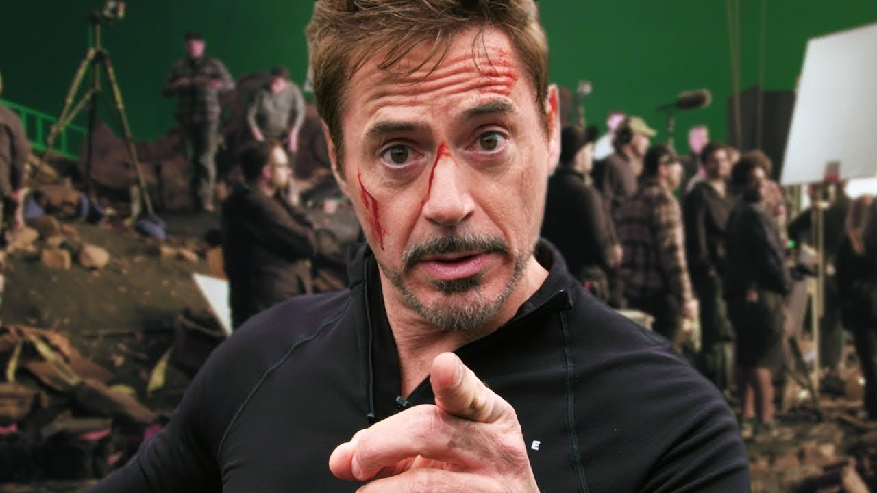 ddeb5269c58b1 Robert Downey Jr. Invites You to the Set of the Next Avengers Movie    Omaze