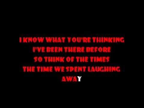 Danger Line - Avenged Sevenfold Karaoke