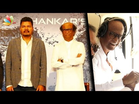 2.0 Audio Launch at Dubai : Superstar Rajinikanth, Amy Jackson, AR Rahman | Latest Press Meet