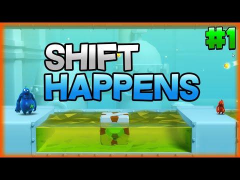 ПОБЕГ ТОЛСТЯКОВ #2 ♦ Shift Happens