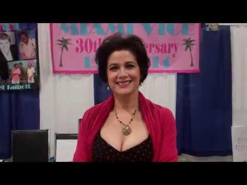 Miami Vice Saundra Santiago Shock Pop CC Feb 2015