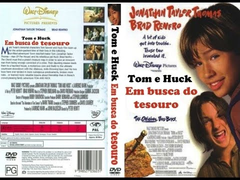 Trailer do filme Tom e Huck - Em Busca do Grande Tesouro