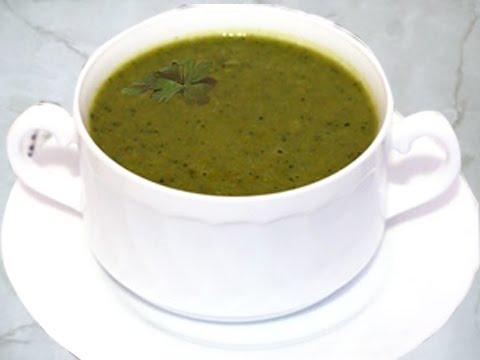 сныть рецепт супа