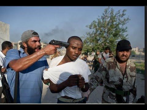 MON ACTION CONTRE L'ESCLAVAGE EN LIBYE MAURITANIE TUNISIE