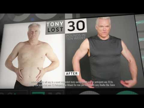 Weight Loss Success Story - Tony Lost 30 Pounds in 10 Weeks