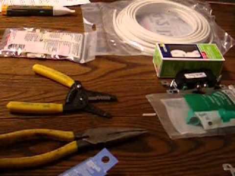 Aaa Quick Fix Aluminum House Wiring Repair 1 Wmv Youtube