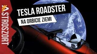 Samochód wystrzelony na orbitę Ziemi - AstroSzort