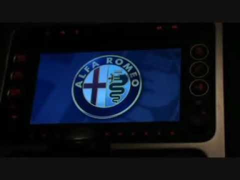 installazione aggiornamento connect nav Alfa Romeo 159/Brera