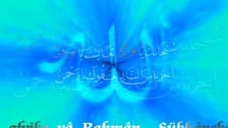 SÜBHANEKE YA ALLAH  / MUSTAFA DEMİRCİ