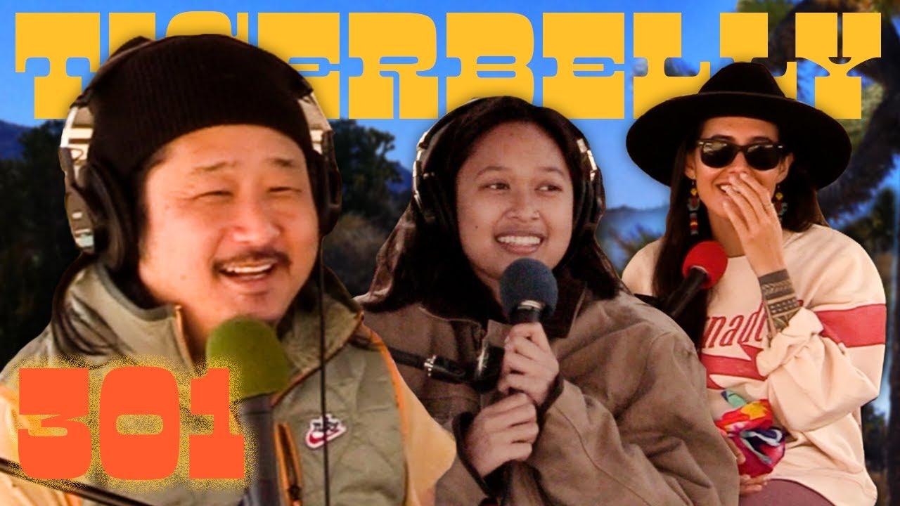 "Joshua Tree Special pt 2 ""We Meet the Parents"" | TigerBelly 301 w/ Bobby Lee & Khalyla & Rudy"