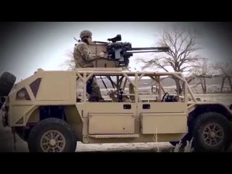 Flyer ITV ALSV Advanced Light Strike Vehicle for Special Forces General Dynamics U S  Army