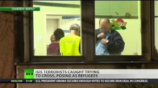 Asylum seekers in Europe face physical assault, legal barricades