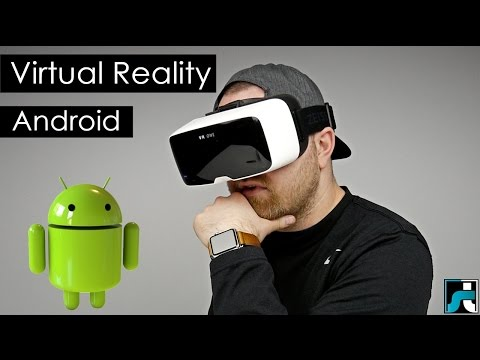Top 10 Best Virtual Reality Apps For Android  - 2018