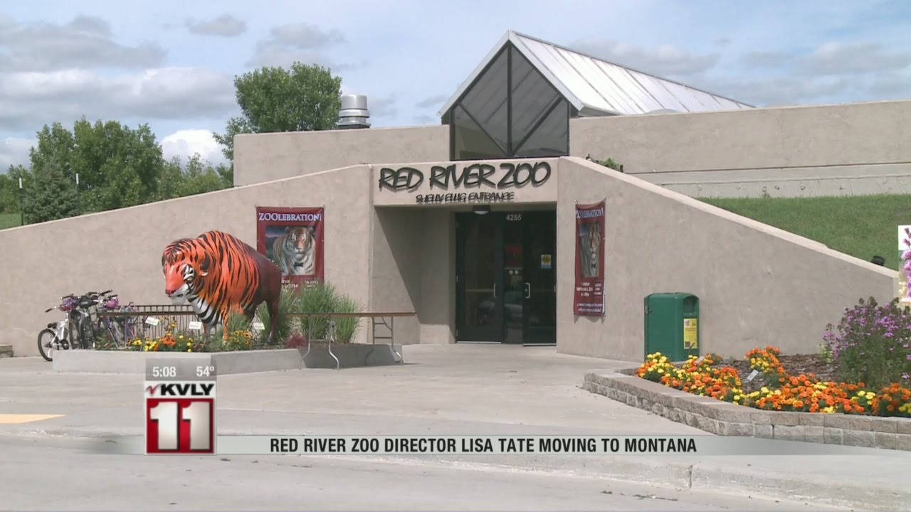 Executive Director Lisa Tate Leaving The Red River Zoo
