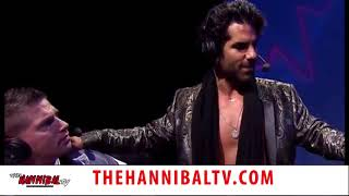 Jimmy Jacobs Impact Wrestling Media Interview thumbnail