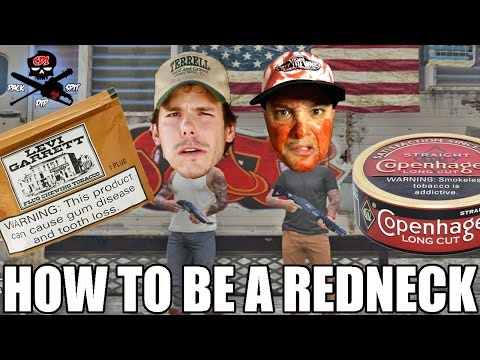 HOW TO BE A REDNECK! (Ft. Earl Dibbles Jr.) PARODY