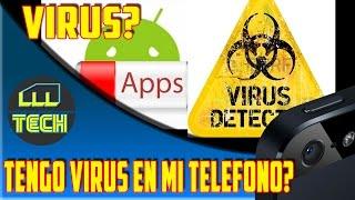 Como Saber Si Mi Teléfono Tiene Virus? esta lento, se agota rapido la bateria, etc.