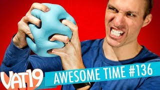 Gummy Pickle, Giant Stress Ball, Edible Insects & More! | A.T. #136