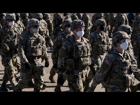 Jan 08: Hundreds of thousands US Marines Send terrifying Alert to China in prepare Fighting the PLA