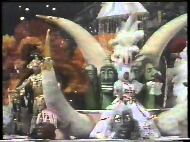 Salgueiro 1984 até 1990 Manchete