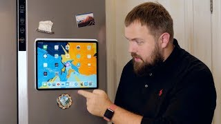 видео: Распаковка Apple iPad Pro с Face ID за 153.000 рублей...