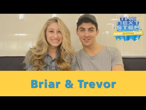 trevor and brittany dating