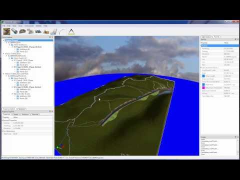 Carlson Precision 3D Culverts 2015 Multiple Scenarios