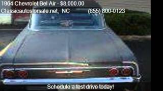 1964 Chevrolet Bel Air  for sale in Nationwide, NC 27603 at #VNclassics