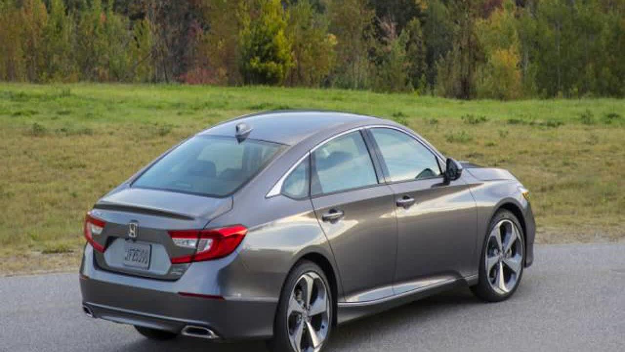 2018 Honda Accord All Wheel Drive At Dealership