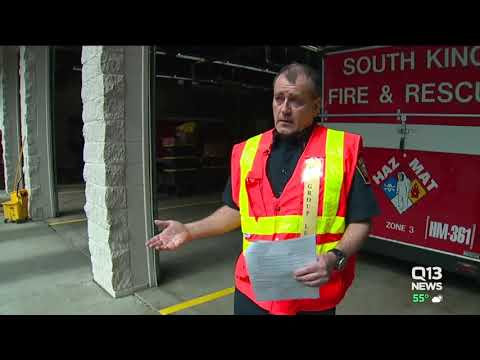 King County, Washington Opens First Decontamination Site For Officers