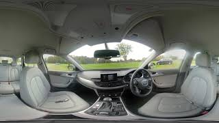 360° All Round Interior View Of Our 2012 Audi A6 Avant 3 0 TDI SE Multitronic 5dr PE12CRZ
