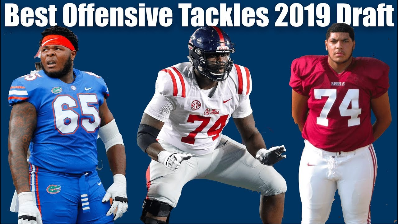Best Left Tackles In Nfl 2019 Best Offensive Tackles 2019 NFL Draft Class Highlights   YouTube