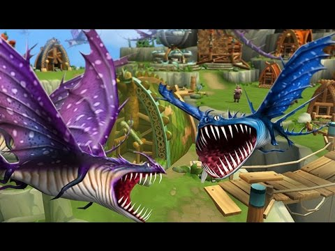 dragons aufstieg von berk android ipad iphone app gameplay review hd 25 lets play. Black Bedroom Furniture Sets. Home Design Ideas