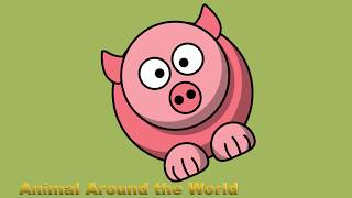 Animal Sounds for Children (2 Amazing Animals)