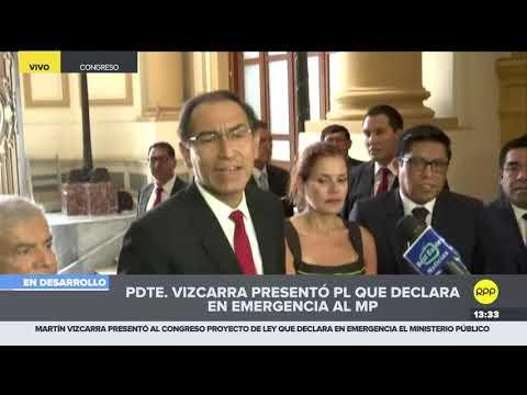 Vizcarra sobre reposición de Vela y Pérez: 'Qué bien que se rectifique una decisión muy cuestionada'
