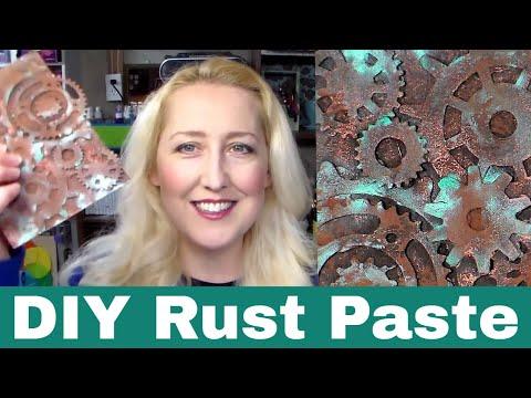 DIY Rust Paste!